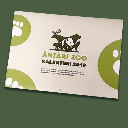 2019 kalenterit verkkokaupassa